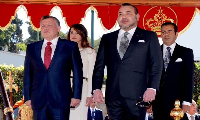 King Mohammed VI First Foreign Leader to Call Jordan's King Abdullah II for Support