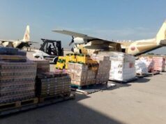 Lebanon Receives the Last Batch of Moroccan Humanitarian Aid