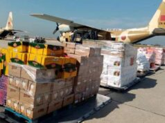 First Batch of Morocco's Aid To Lebanon Arrives In Beirut