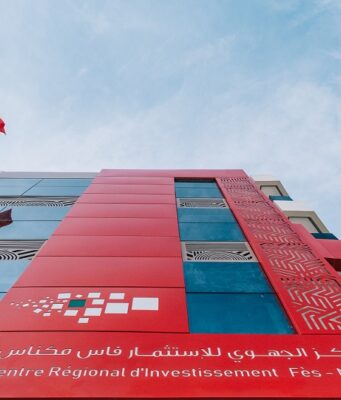 Moroccan Architect Hicham Lahlou Designs CRI Fez-Meknes Headquarters