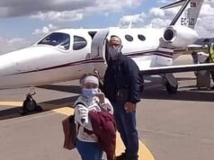 Moroccan Philanthropists Abroad Secures Jet for Girl with Brain Tumor