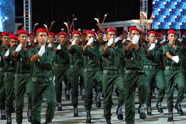 Morocco, 50% Increase in Military Expenditures in Last 10 Years