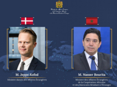 Morocco, Denmark Vow to Cement Bilateral Ties