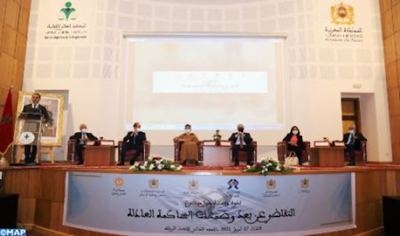 Morocco Holds 133,000 Remote Court Cases to Mitigate COVID-19 Risk