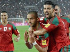 Morocco Ranks 34th in FIFA Global Ranking, Loses One Spot