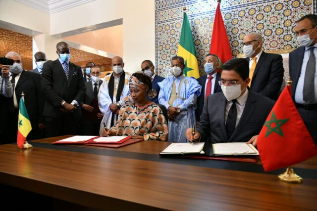 Morocco, Senegal Sign Agreements in Decentralization, Civil Aviation, IT