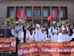 Morocco Sentences Man to 1 Year in Prison for Using Violence Against Contractual Teachers