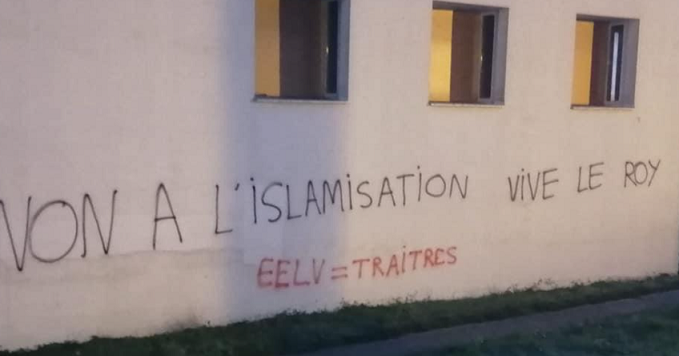 Muslims in France's Rennes Condemn Offensive Tags Against Islam, Prophet Muhammad