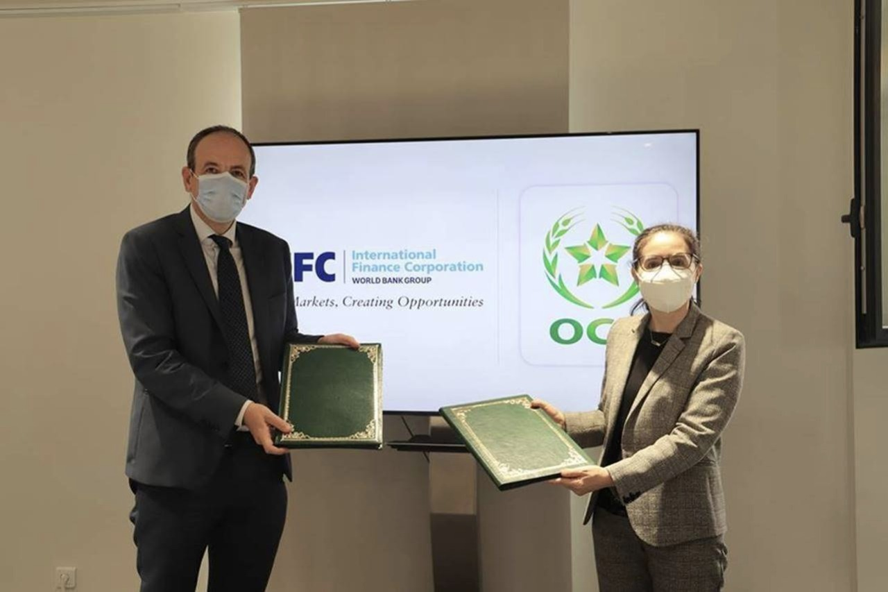 OCP Group, World Bank-Affiliated IFC Sign Agreement to Promote Gender Equality