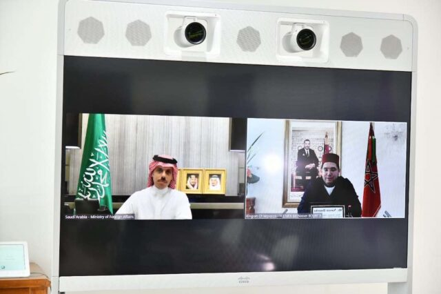 Saudi Arabia Reiterates Support for Morocco on Western Sahara Conflict