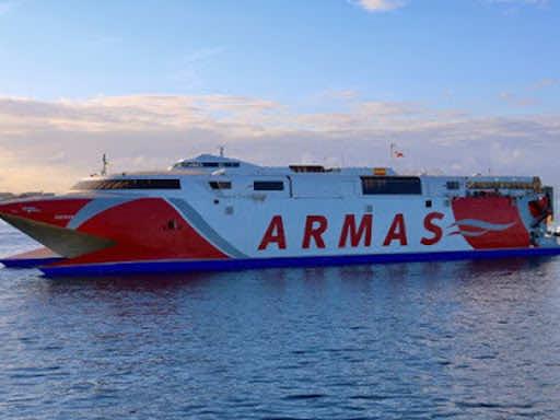 Spanish Ferry Naviera Armas Seeks Launch of Route Between Morocco, Cadiz