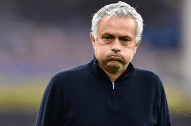 Tottenham Sacks Jose Mourinho as Head Coach