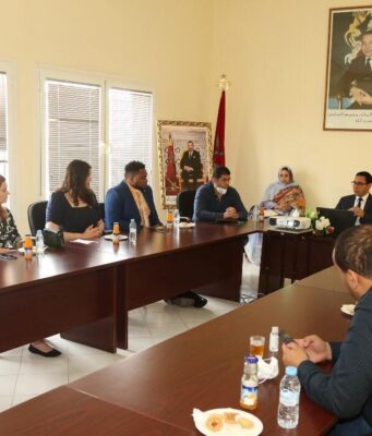 US Delegation Visits Morocco's Dakhla to Explore Business Opportunities