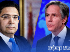 US Secretary of State Antony Blinken Holds 1st Call with Morocco's FM