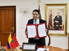 Colombia, Morocco Cement Bilateral Ties