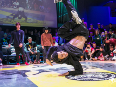 Youness El Mouaffak, Morocco's Olympic Breakdancing Candidate for Paris 2024