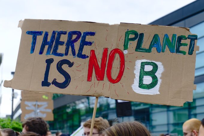 Earth Day: Humanity Continues Steady March Towards Climate Cataclysm