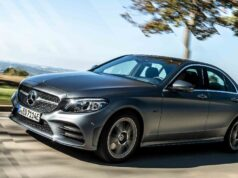 Hybrid Mercedes Benz Come to Morocco