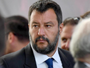 Italy's Far-Right Matteo Salvini Accused Of Crimes Against Migrants