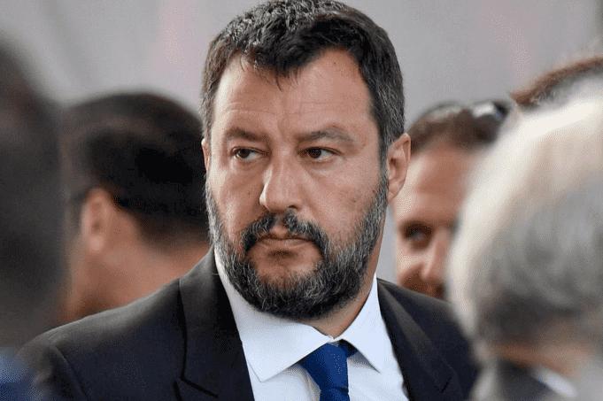 Italy's Far-Right Matteo Salvini Accused Of Crimes Against Migrants
