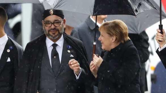 'Self-Determination' or Self-Interests, What's Behind Rabat-Berlin Spat