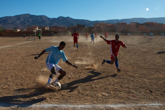 Morocco Draws Group B in 2021 Africa Beach Soccer Cup