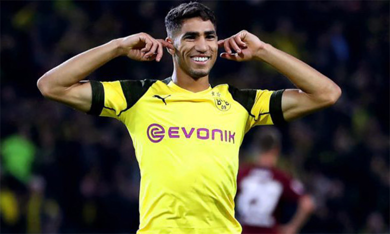 Bayern Munich Reportedly Interested in Signing Achraf Hakimi