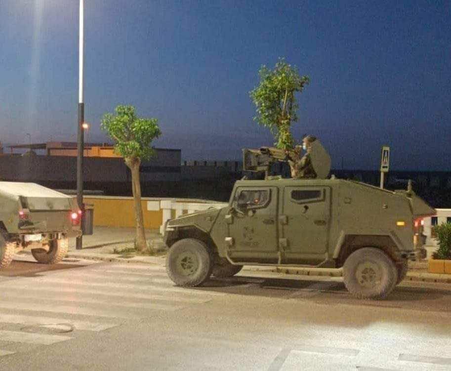 Ceuta: Border Closure, Violence, Mass Repatriation