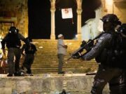 Hundreds Wounded Near Al Aqsa As Israel-Palestine Tensions Mount