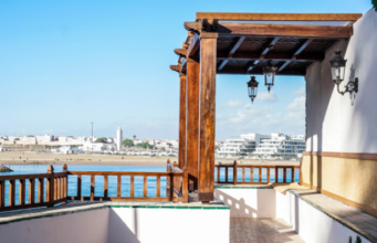In Photos, Cafe Maure, The Andalusian Face of Morocco