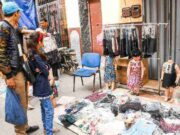 In Pictures Morocco Ready for Eid Al Fitr, Shopping for Traditional Attire -