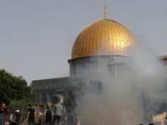 Israel's Forces Storm al-Aqsa Mosque, Continue Violence Against Palestinians