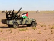 Moroccan Armed Forces Destroy Polisario Vehicle, Force Militias to Retreat
