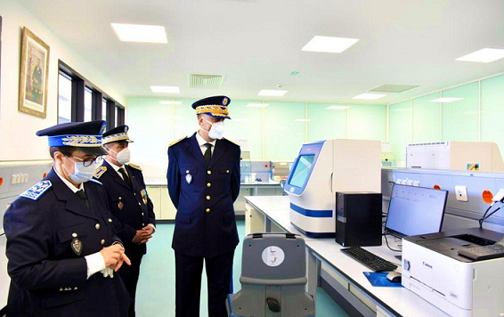 Morocco's DGSN Opens New Lab of Scientific, Technical Police in Casablanca
