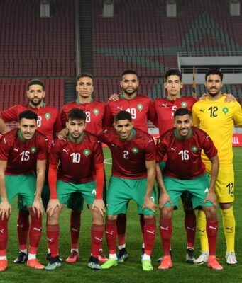 Morocco's National Football Team To Play 2 Friendly Matches in June