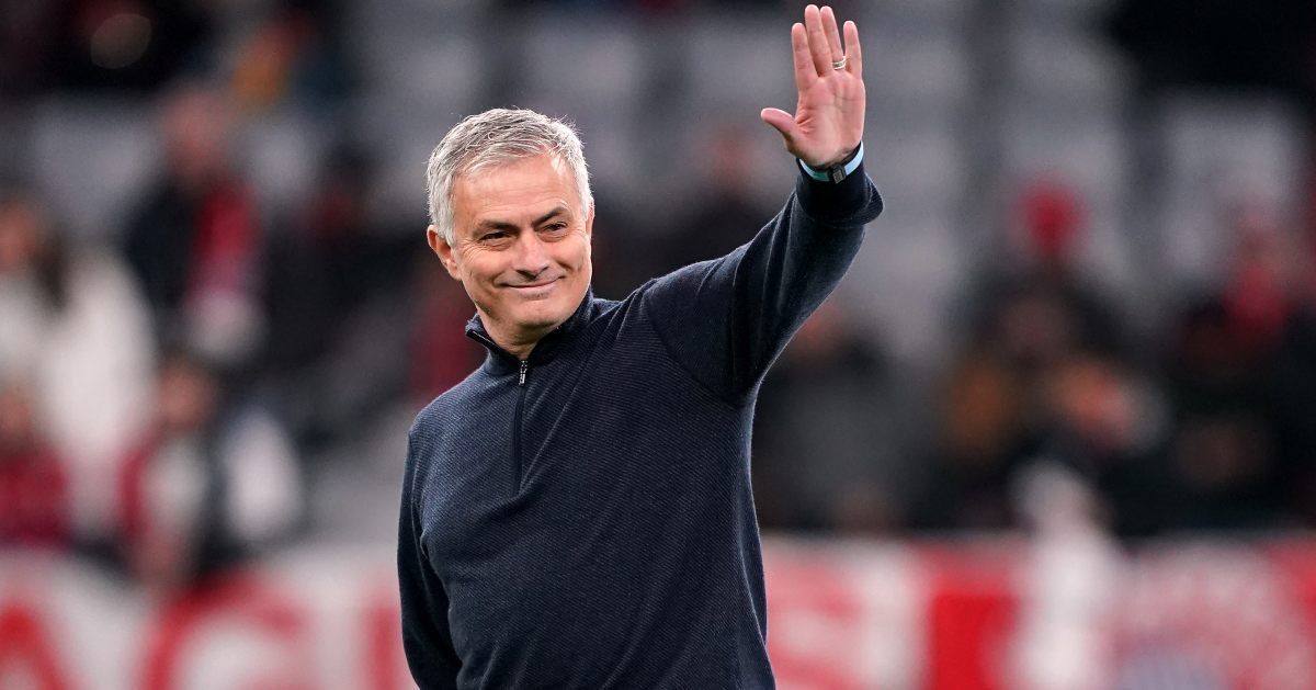 Official: A.S. Roma Names Jose Mourinho New Head Coach