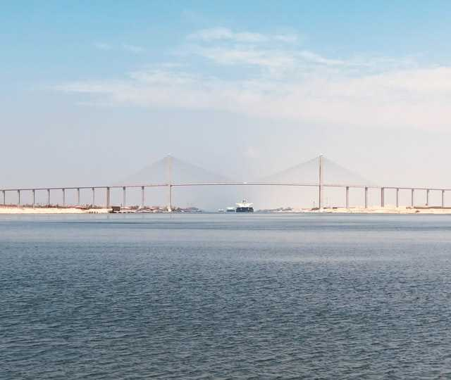 Suez Canal to Undergo Lane Expansion Project After Blockage Incident