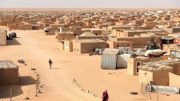 Tindouf, Food Relief in Refugee Camps Used as Livestock Feed