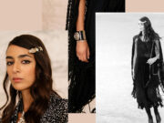 British-Moroccan Model Nora Attal Stuns at Chanel Show in France