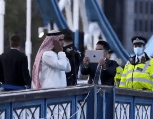 Islamic Adhan Echoes Through London After Interfaith Celebration