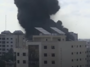 Israel Continues Gaza City Bombardment Despite International Warnings