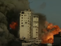 Israel Continues Bombardment, Prepares Palestine Ground Invasion