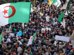 Algeria: Police Violently Crack Down On Large-Scale Hirak Protests