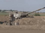 Israel Attacks Gaza City With Heavy Artillery, Tank Fire