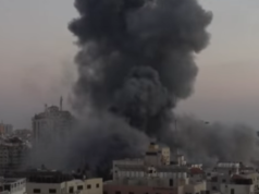 Israeli Aerial Attack On Gaza Refugee Camp Kills 8 Children, 2 Women