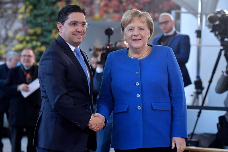 Morocco Blocks Green Hydrogen Deal With Germany Over Western Sahara
