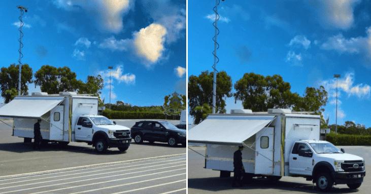 الولايات المتحدة تتبرع بمركبات ومعدات اختبار معملية إلى المديرية العامة للأمن الوطني في المغرب